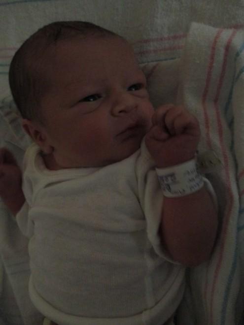 Daniel Thomas Nysetvold Born April 8, 2015 6 lbs, 15 oz