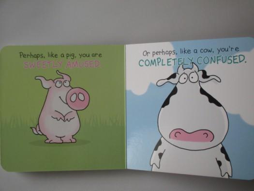 I feel you, cow. I FEEL YOU!